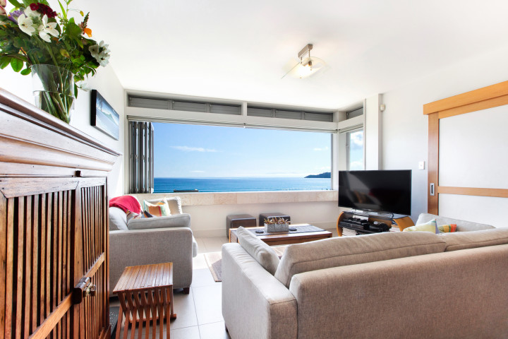 Apartment on the Beach, located at The Sands